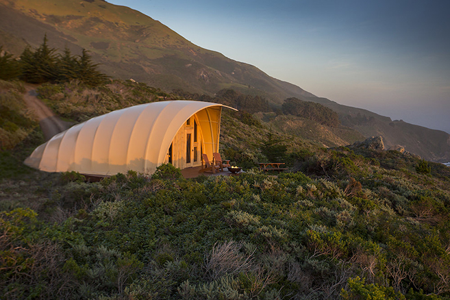 The Treebones Resort Autonomous Tent Cocoon