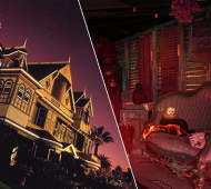 New Room Discovered in Winchester Mystery House