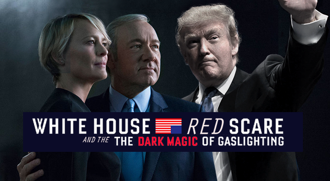 Frank and Claire Underwood and their parallels to Donald Trump