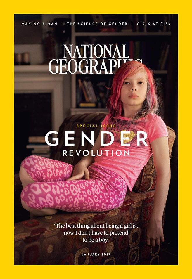 "National Geographic's ""Gender Revolution"""