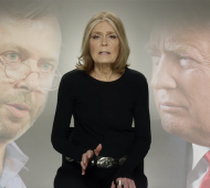 Gloria Steinem and Christopher Hichens on the Dangers of Donald Trump
