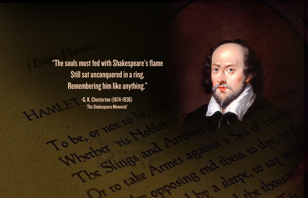 The Mathematics Of Poetry A Look At Shakespeares Iambic Pentameter