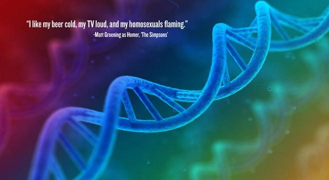 Epigenetic homosexuality research