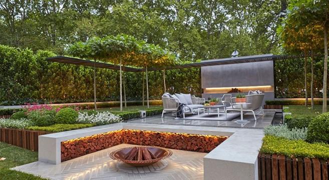 This Brilliant Backyard Garden Design Just Won Landscape Architect ...