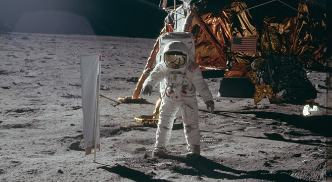 The True NASA Story Behind Apollo 10 Astronauts' Creepy ...
