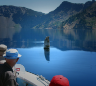 The Old Man of Crater Lake