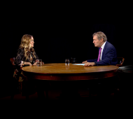 "Sarah Jessica Parker on HBO's ""Divorce"" & Charlie Rose"