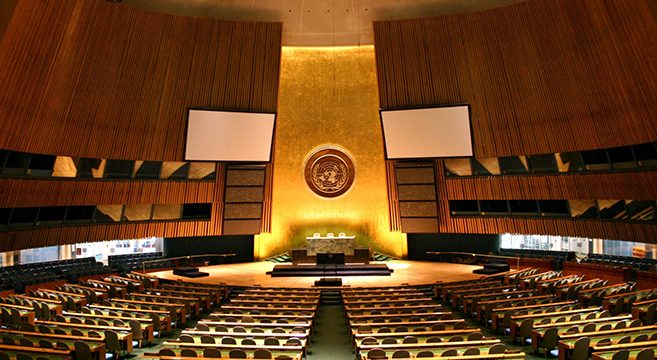 The United Nations: Travel as a Basic Human Right