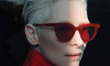Tilda Swinton and Gentle Monster