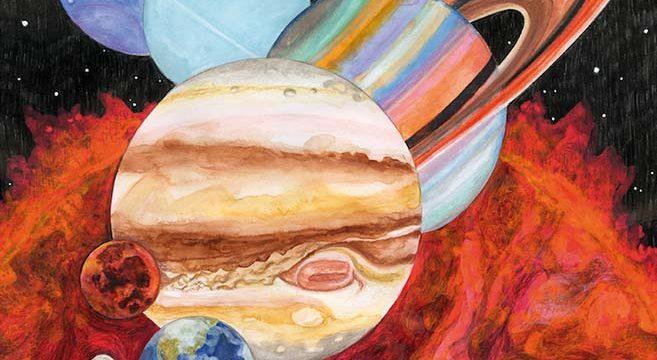 "The Story Behind Sufjan Stevens' Solar System Album ""Planetarium"""