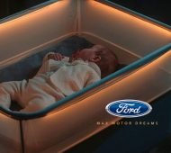 Ford's New MAX Motor Dreams Crib