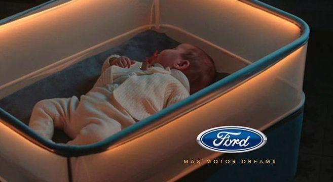Ford's New MAX Motor Dreams Crib