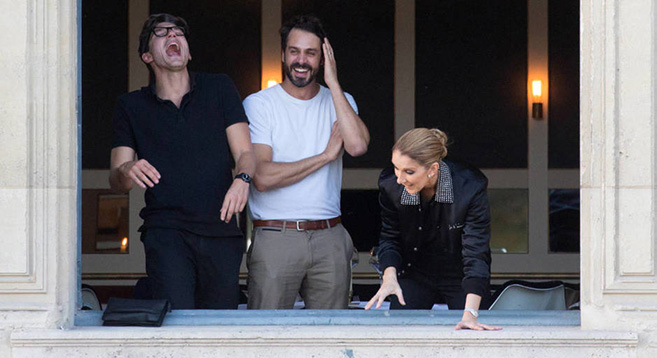 Celine Dion's New Dancer Boyfriend Pepe Muñoz
