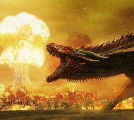 Game of Thrones' Dragons as a Metaphor for Nuclear Weapons