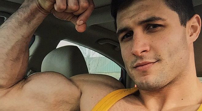 Roberto J. Portales Is The Hottest Guy On Instagram